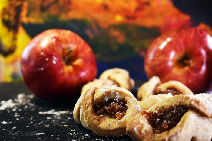 Flechas turcas de manzana